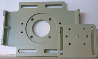 Takahashi Large Accessory Mounting Plate for NJP and EM400/500