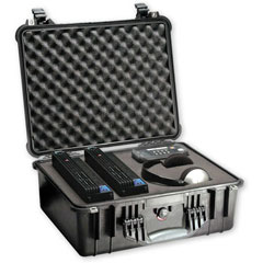 Pelican 1550 Case w/Foam (Black)