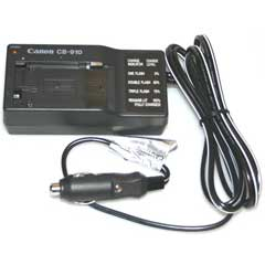 Canon CB-910 Car Battery Adapter for DC900