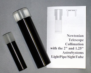 Astro Systems Light Pipe/Sight Tube Combination 1.25