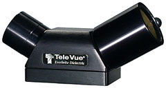 "TeleVue 1.25"" 60-Degree Everbrite Star Diagonal"