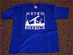 Astro-Physics T-Shirt 2X Large
