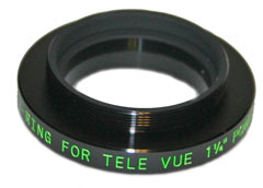 TeleVue T-Ring Adapter for 1.25