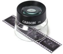 Carson LumiLoupe 7x Stand Magnifier
