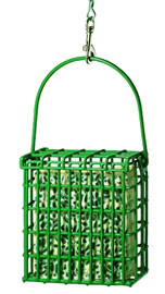 Droll Yankees Suet Bird Feeder Single