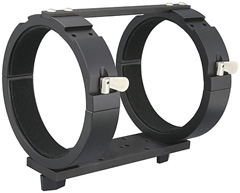 TeleVue Mount Ring Set for 5