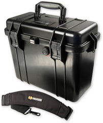 Pelican 1430 Case w/Foam (Black)