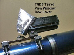 TeleGizmos Field Pack Cover Series for Telrad View Window