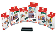 Canon E-C25L Easy Photo Pack Credit Card Size