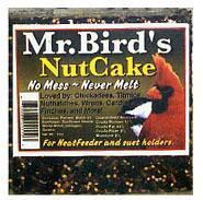 Mr. Bird NutCake #110