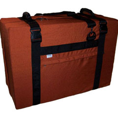 Sirius Tech Carrying Bag for Celestron 8i / 8SE (Orange)