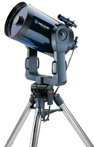 Meade 14 Inch LX200-ACF Advanced Coma Free w/UHTC Coatings