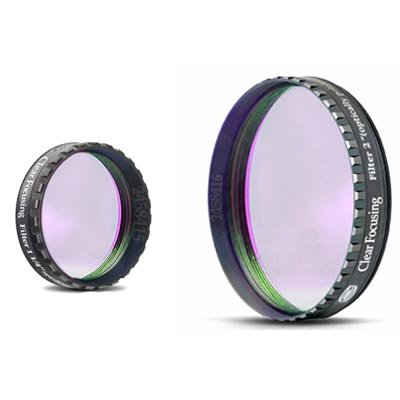 Baader Planetarium Clear Focusing Filter 1 1/4