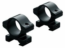 Leupold Rifle man Detach Rings Medium Matte