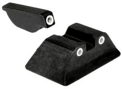Trijicon Green Front & Rear Night Sight Set for Ruger P85/P89