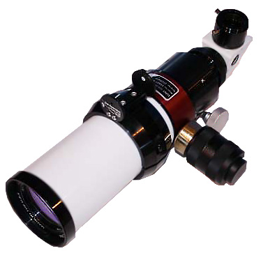 Lunt Solar Systems LS60THa 60mm H-alpha Solar Telescope (Pressure-Tuned)