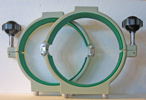 Takahashi Double Ring Tube Holder 179WT w/Bridge Plate for TOA-150