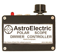 Astro-Physics AstroElectric Polar Scope Dimmer Controller