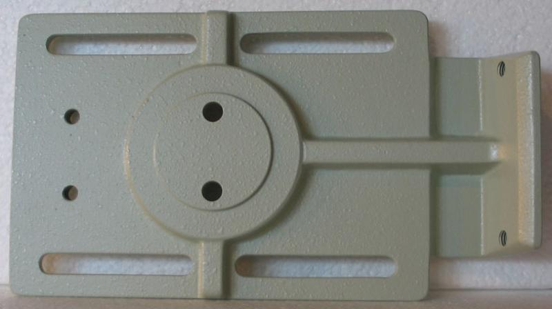 Takahashi Epsilon 180 Tube Holder Plate