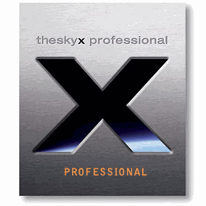 Software Bisque TheSkyX Professional Edition for Mac