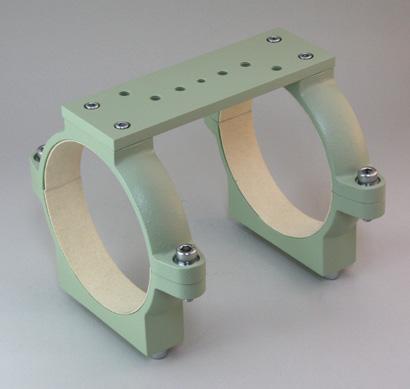 Takahashi Double Ring Tube Holder 125WS for FSQ-106EDX