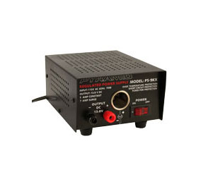 Astro-Physics 13.8V 5A Regulated Power Supply