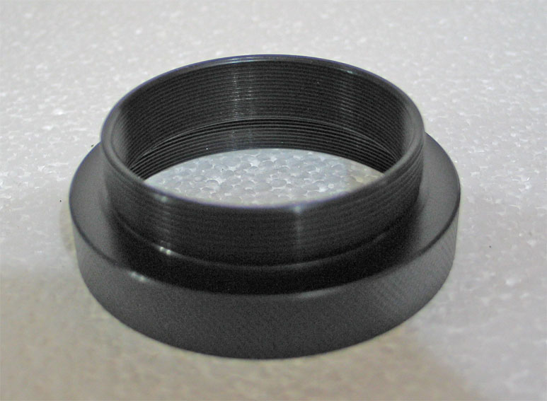 Takahashi 11.4MM Wide Focuser Adapter