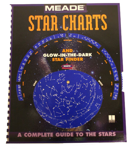 Meade Star Chart / Flashlight Set