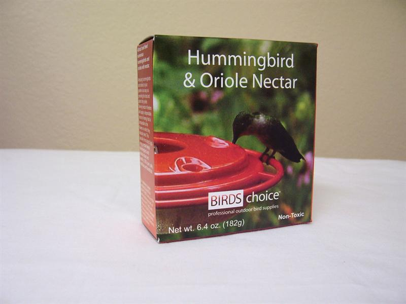 Backyard Nature Products Hummingbird & Oriole Nectar