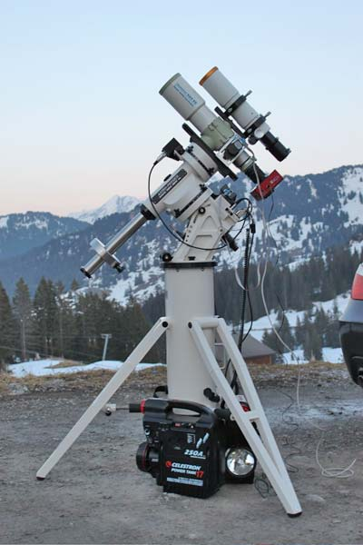 "Advanced Telescope Systems 8"" OD Portable Telescope Pier"