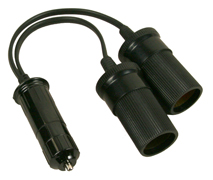 Kendrick Dual Plugs & Cigarette Lighter Plug