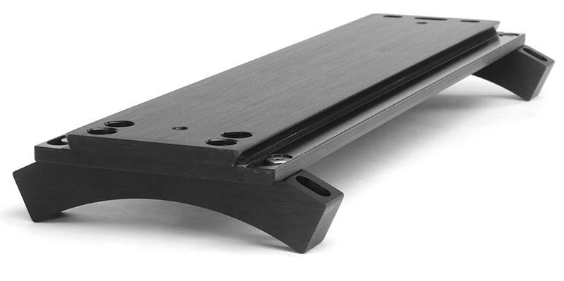 "Losmandy Dovetail Plate for 12"" Meade"