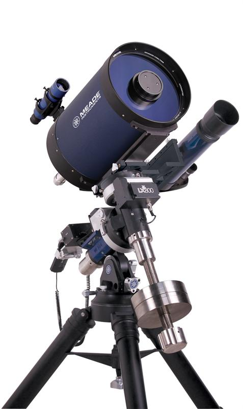 Meade 12 Inch LX850-ACF w/UHTC Coatings