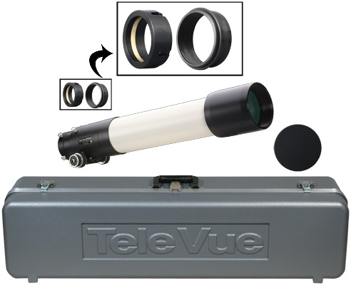 TeleVue NP-101is Imaging System APO Refractor