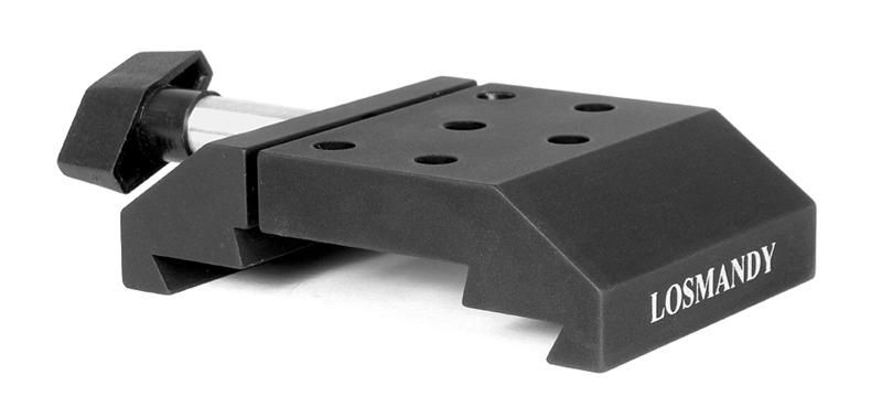 Losmandy Dovetail Adapter for D & V Series Plates
