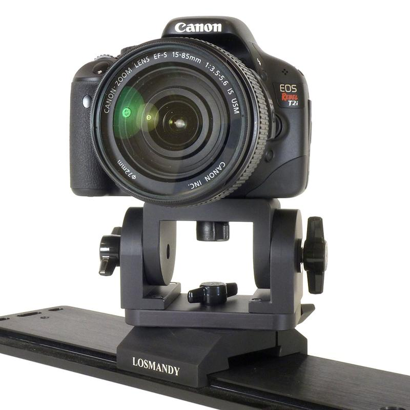 Losmandy 3 AXIS Camera Mount System