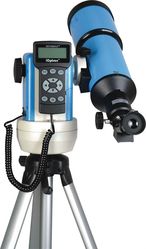iOptron SmartStar-R80 with GPS Blue