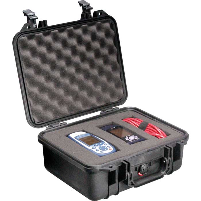 Pelican 1400 Case w/Foam (Black)