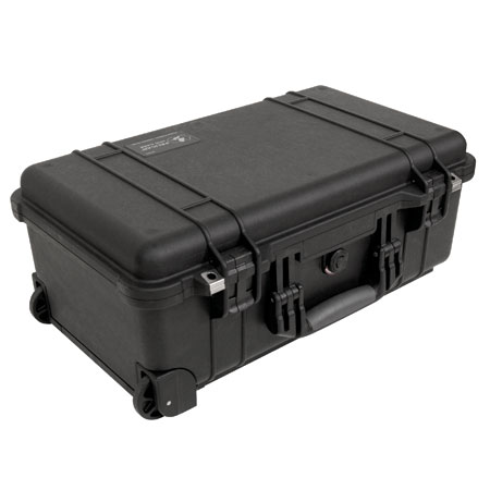 Pelican 1510 Case w/Foam (Black)