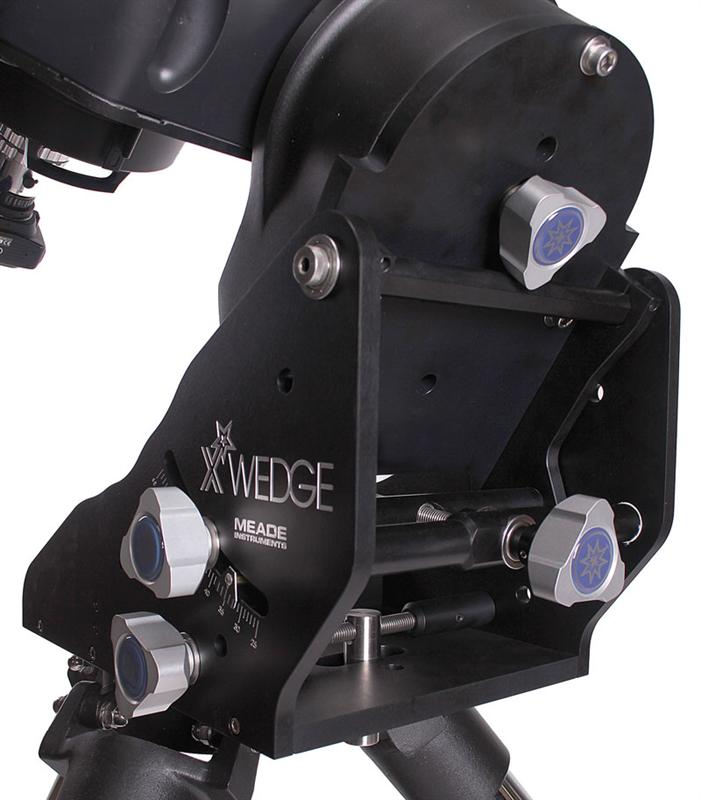 Meade X-Wedge for LX90, LX200 and LX600