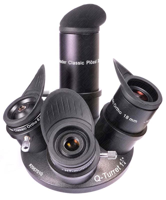 Baader Planetarium Classic Ortho 6mm Eyepiece BCO-6
