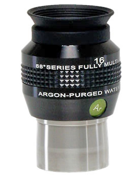 Explore Scientific 68 Series 16mm Argon-Purged 1.25
