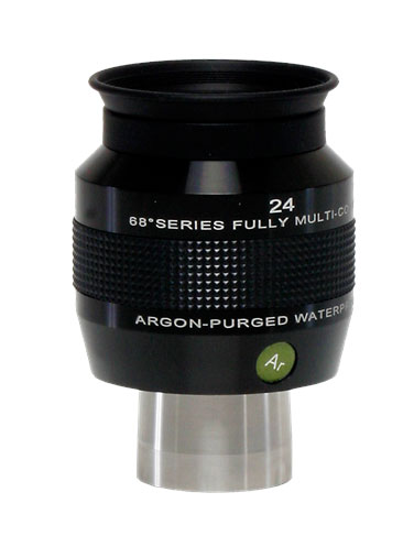 Explore Scientific 68 Series 24mm Argon-Purged 1.25