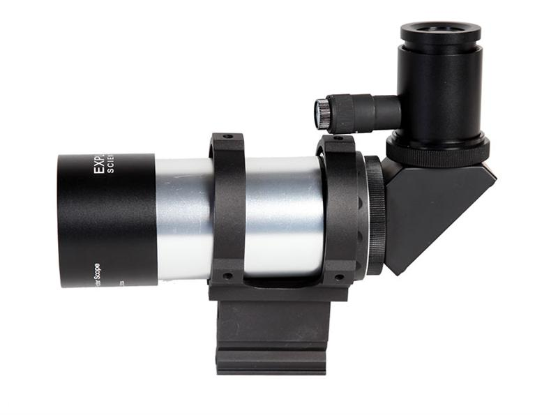 Explore Scientific 8x50 Erect Image Right Angle Finder Scope