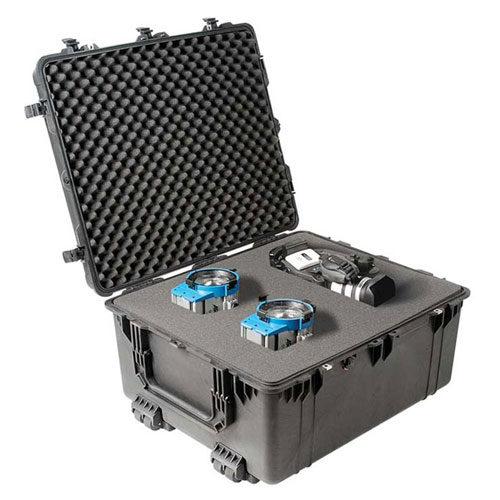 Pelican 1690 Case w/Foam (Black)