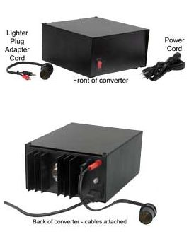 Astro-Physics 15-Volt, 12-Amp Load Regulated Power Supply
