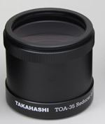 Takahashi TOA-35 0.7x Reducer for  TOA-150, TSA-120 and TSA-102
