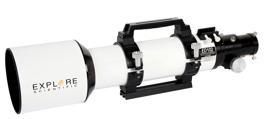 Explore Scientific ED102 Essential Series FCD-1 Refractor