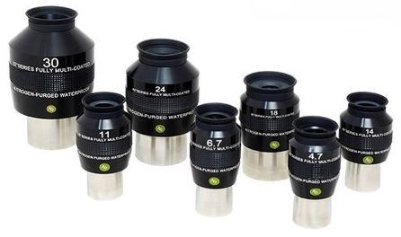 Explore Scientific 82 Series 11mm Argon Purged Waterproof Eyepiece