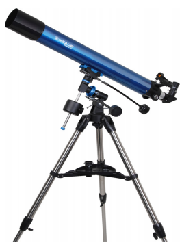 Meade Polaris 80mm German Equatorial Refractor